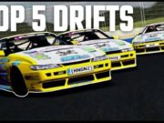 aiPod's Drift Routine in TheSLAPTrain Top 5 Drifts