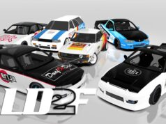 LD2F Car Pack Le First v1.0.7