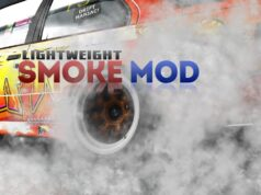 Assetto Corsa Lightweight Smoke Mod